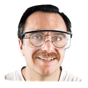 Honeywell Uvex™ Astro OTG® 3001 Safety Glasses