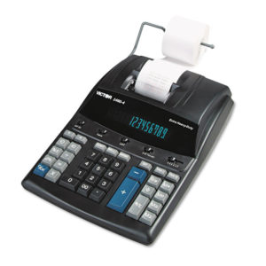 Victor® 1460-4 Extra Heavy-Duty Commercial Printing Calculator