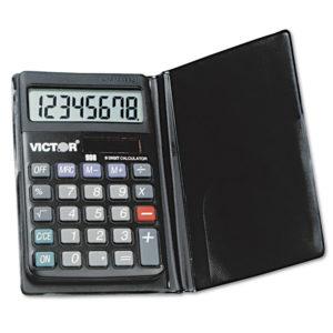 Victor® 908 Portable Pocket/Handheld Calculator