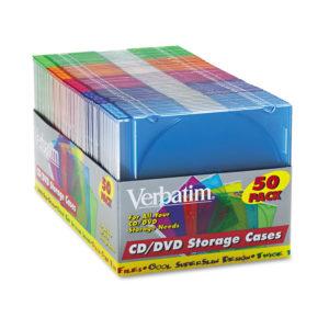 Verbatim® Slim Cases
