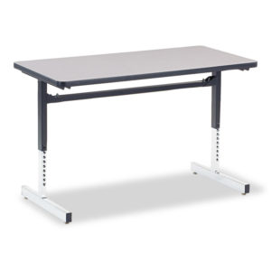 Virco® 8700 Series Rectangular Activity Table