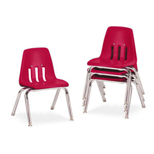 Virco® 9000 Series Classroom Chairs