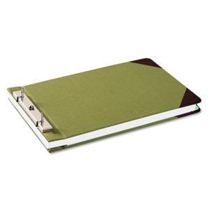 Wilson Jones® Canvas Sectional Storage Post Binder
