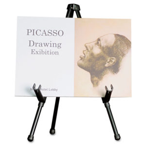 Universal® Portable Tabletop Easel