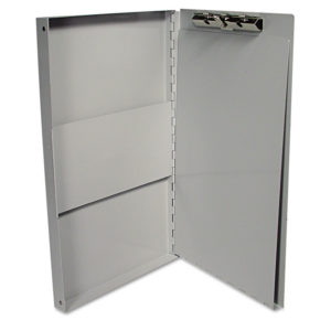 Universal® Deluxe Aluminum Document Box