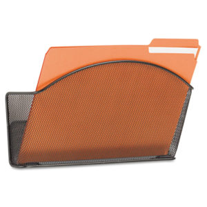 Safco® Onyx™ Mesh Wall Pockets