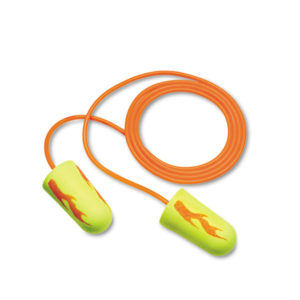 3M™ E·A·Rsoft™ Yellow Neon Blasts™ Soft Foam Earplugs