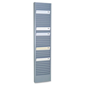 SteelMaster® Swipe Card/Badge Rack