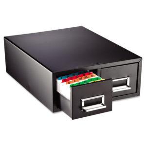 SteelMaster® Drawer Card Cabinet
