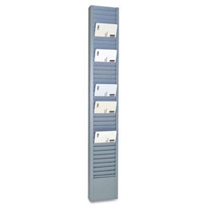 SteelMaster® Swipe Card/Badge Rack
