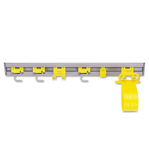Rubbermaid® Commercial Closet Organizer/Tool Holder Kit