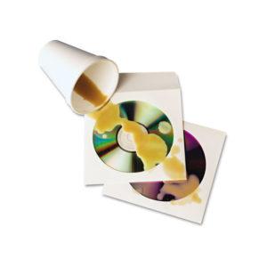 Quality Park™ Tech-No-Tear CD/DVD Sleeves