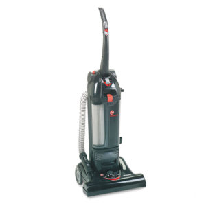 """Hoover® Commercial Hush® 15"""" Bagless Upright"""
