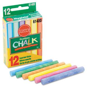 Prang® Hygieia® Dustless Board Chalk