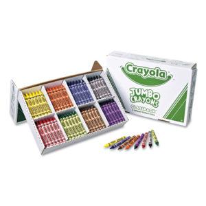 Crayola® Jumbo Classpack® Crayons
