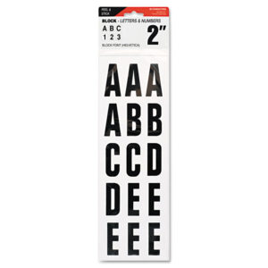 COSCO® Letters