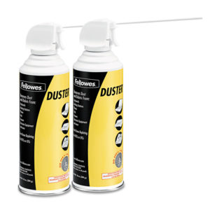 Fellowes® Pressurized Gas Duster