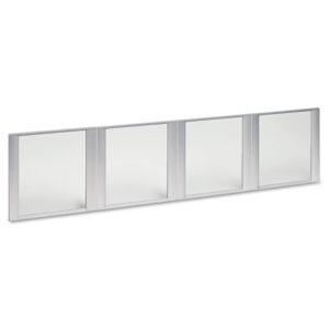 Alera® Glass Door Set For Hutch