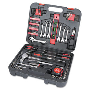 Great Neck® 119-Piece Tool Set