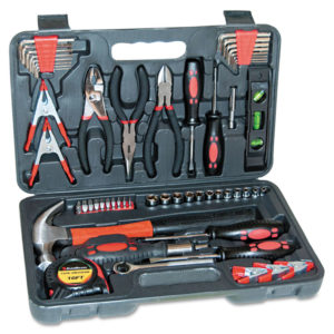 Great Neck® 72-Piece Tool Set