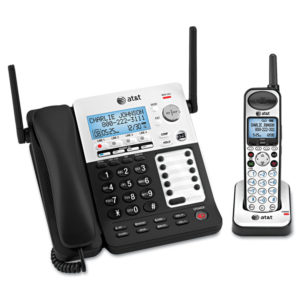 AT&T® SB67138 DECT 6.0 Phone/Answering System