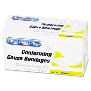 PhysiciansCare® by First Aid Only® First Aid Refill Components—Gauze