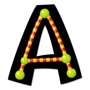TREND® Ready Letters® Alpha-Beads Letter Combo Pack