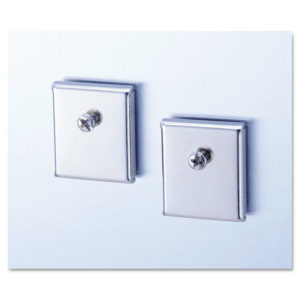 Universal® Deluxe Cubicle Accessory Mounting Magnets