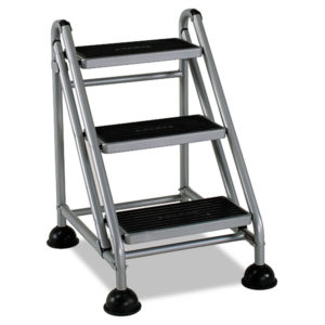 Cosco® Rolling Commercial Step Stool
