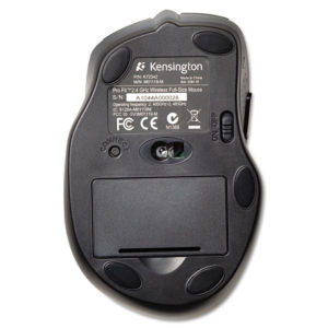 Kensington® Pro Fit® Full-Size Right Wireless Mouse