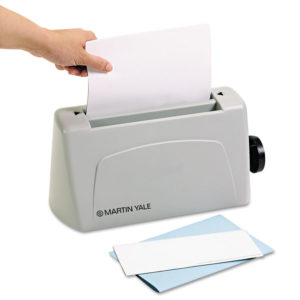 Martin Yale® Model P6400 Desktop Paper Folder
