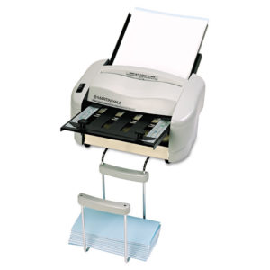 Martin Yale® Model P7200 RapidFold™ Light-Duty Desktop AutoFolder™