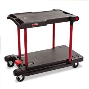 Rubbermaid® Commercial Convertible Utility Cart