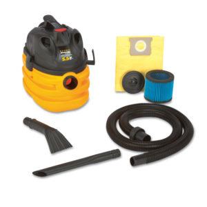 Shop-Vac® Heavy-Duty Portable Wet/Dry Vacuum