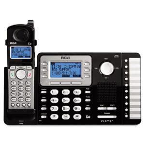 RCA® ViSYS™ Cordless Expandable Two-Line Phone System