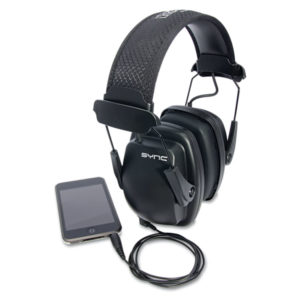 Howard Leight® by Honeywell Sync™ Stereo Earmuff