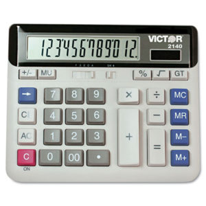 Victor® 2140 Desktop Business Calculator