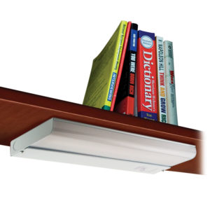 Ledu® Low-Profile Fluorescent Under-Cabinet Light Fixture