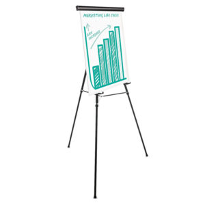 Universal® Heavy-Duty Adjustable Presentation Board