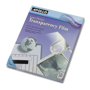 Apollo® Transparency Film