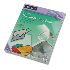 Apollo® Transparency Film