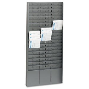SteelMaster® Time Card Rack