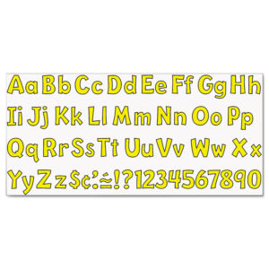 TREND® Ready Letters® Playful Combo Set