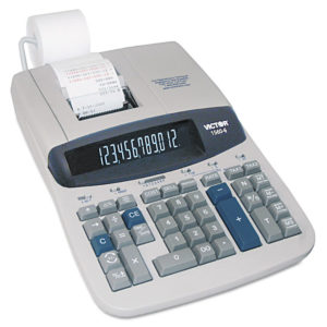 Victor® 1560-6 Professional Grade Heavy-Duty Commercial Printing Calculator