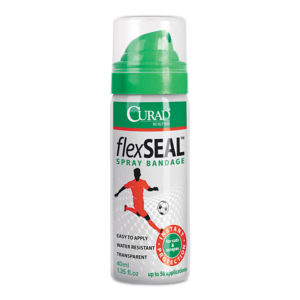 Curad® Flex Seal™ Spray Bandage