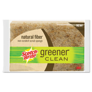 Scotch-Brite™ Natural Fiber Scrub Sponge