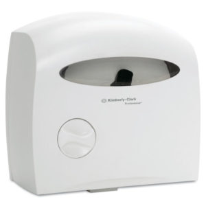 Kimberly-Clark Professional* Electronic Touchless Coreless JRT Dispenser