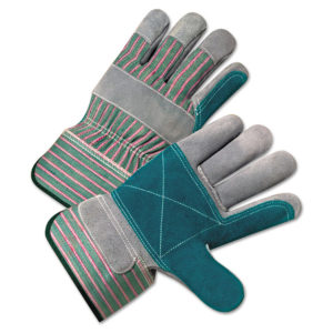 Anchor Brand® 2000 Series Leather Palm Gloves