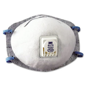 3M™ N95 Particulate Respirator 8576