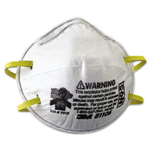 3M™ N95 Particulate Respirator 8110S